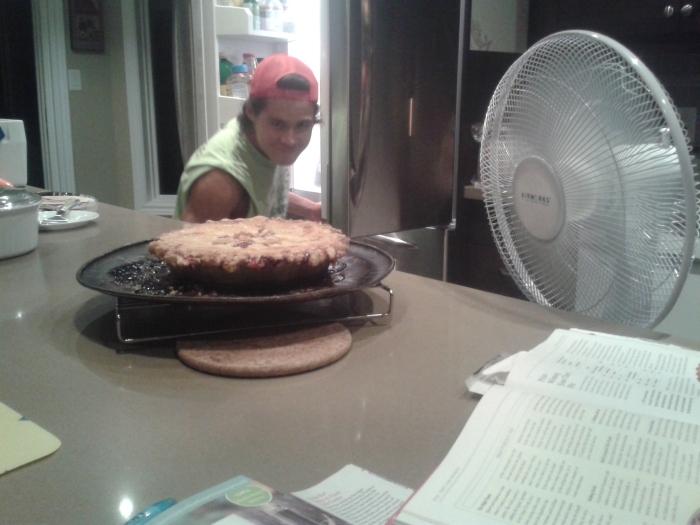 cool pie