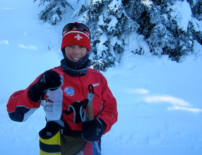 Katja - Manager for Ontario's Canada Winter Games team