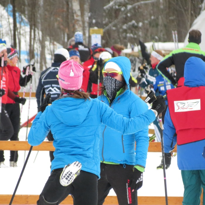Easterns sprint